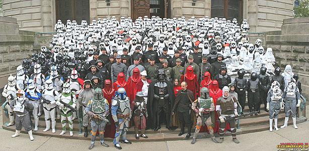 Star Wars odijela-kostimi, kacige, lightsaberi C3capitolsteps
