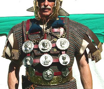 Legion XXIV Centurion Page